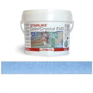 Azzurro Taormina – Starlike ColorCrystal EVO 820 Epoxy Grout Tile Installation