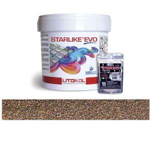 Copper – Starlike EVO 113 Neutro Epoxy Grout + Metallic Additive Tile Installation