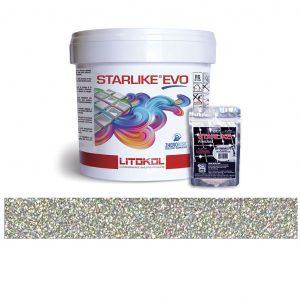 Platinum – Starlike EVO 113 Neutro Epoxy Grout + Metallic Additive Tile Installation