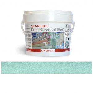 Verde Capri – Starlike ColorCrystal EVO 810 Epoxy Grout Tile Installation