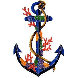 Anchor Pool Mosaics