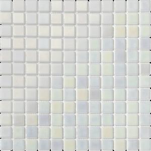 Pearl 1″ x 1″ (Platinum Series) Glass Pool Tile