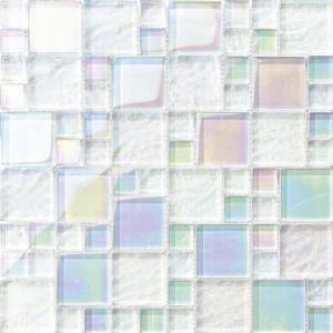 Exuma Mixed (Bahama Series) Glass Pool Tile