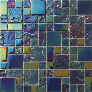 Abaco Mixed (Bahama Series) Glass Pool Tile