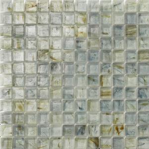 Earth 1″ x 1″ (Clear Series) Glass Pool Tile