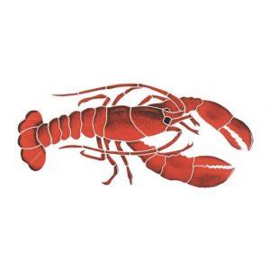Lobster Pool Mosaics