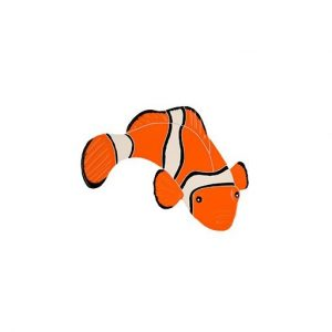 Clown Fish Right Pool Mosaics