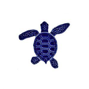 Mini Loggerhead Turtle Pool Mosaics