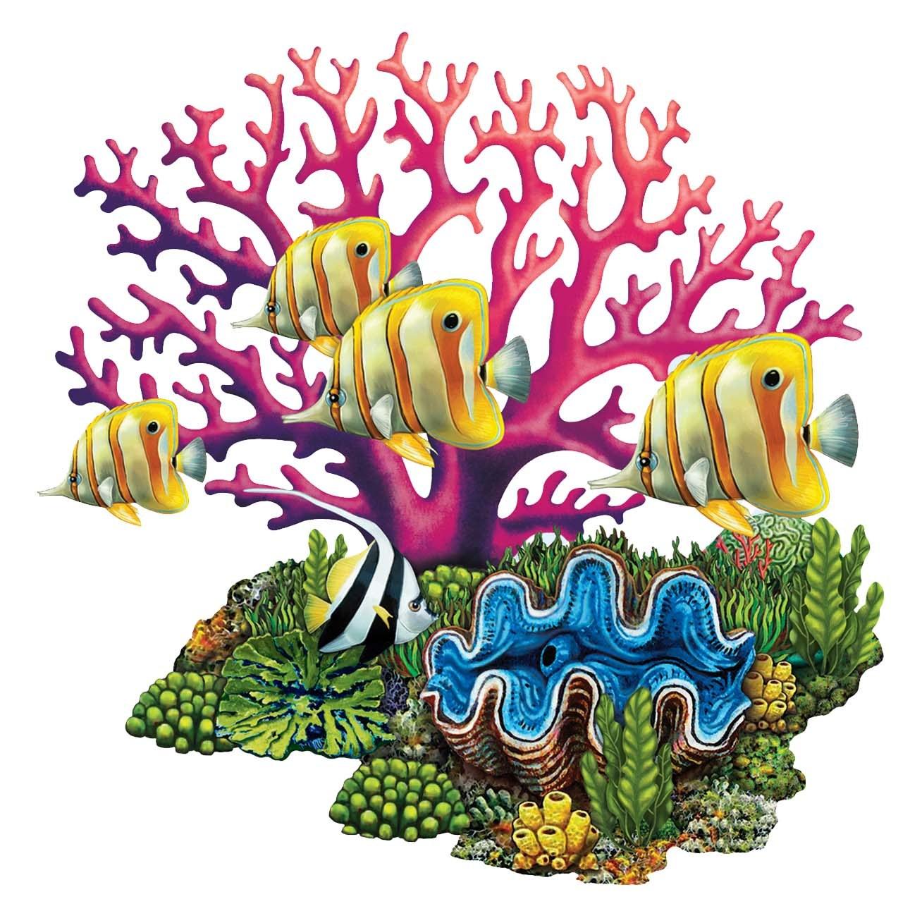 Murals & Reefs
