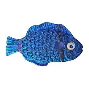 Metallic Mini Tropical Fish (Fusion Series) Pool Mosaics