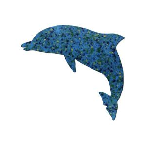 Small Dolphin Pool Mosaics