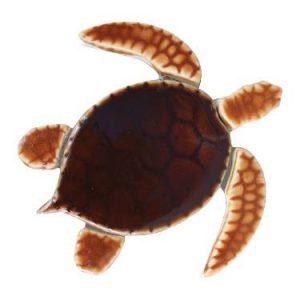 Small Sea Turtle Pool Mosaics