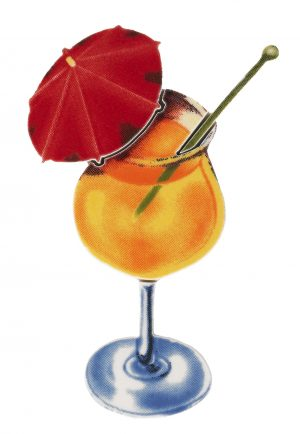 Cocktail Drink Pool Mosaics