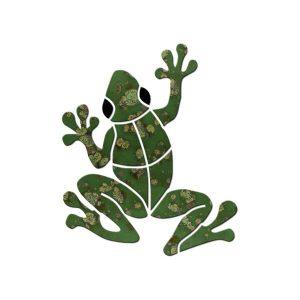 Small Frog Pool Mosaics