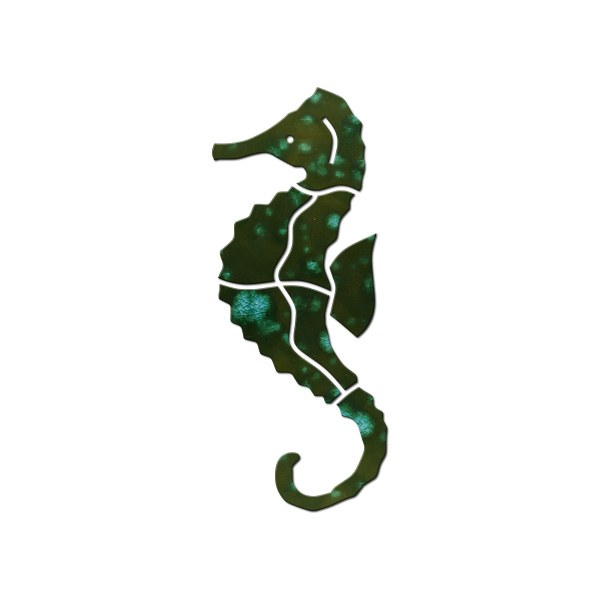 Small Seahorse Pool Mosaics