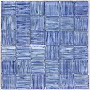 Light Blue 2″ x 2″ (Mirage Series) Glass Pool Tile