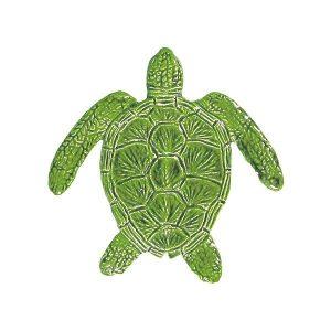 Baby Loggerhead Turtle Pool Mosaics