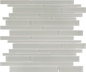 Mist Linear (Element Series) Glass Pool Tile