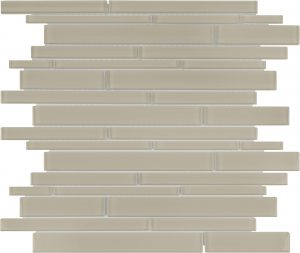 Earth Linear (Element Series) Glass Pool Tile