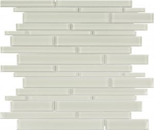 Sand Linear (Element Series) Glass Pool Tile