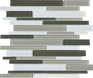 Mineral Linear (Element Series) Glass Pool Tile