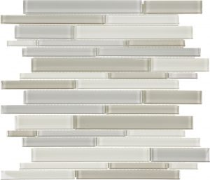 Natural Linear (Element Series) Glass Pool Tile