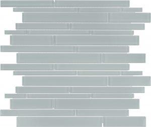 Cloud Linear (Element Series) Glass Pool Tile