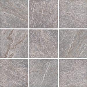 Grigio 6″ x 6″ (Stonequartz Series) Porcelain Pool Tile