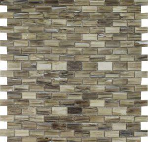 Citrine 1/2″ x 1″ (Aurora Series) Glass Pool Tile