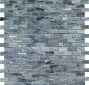 Malachite 1/2″ x 1″ (Aurora Series) Glass Pool Tile