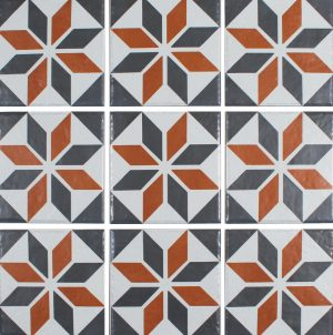 Santa Cruz 6″ x 6″ (Ancient Floridita Series) Porcelain Pool Tile