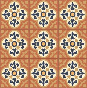 Barcelona 6″ x 6″ (Ancient Series) Porcelain Pool Tile