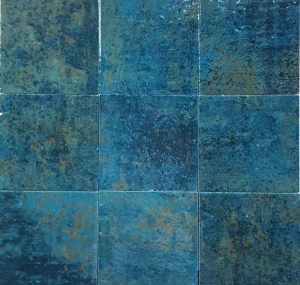 Mishima 6″ x 6″ (Canvas Series) Porcelain Pool Tile