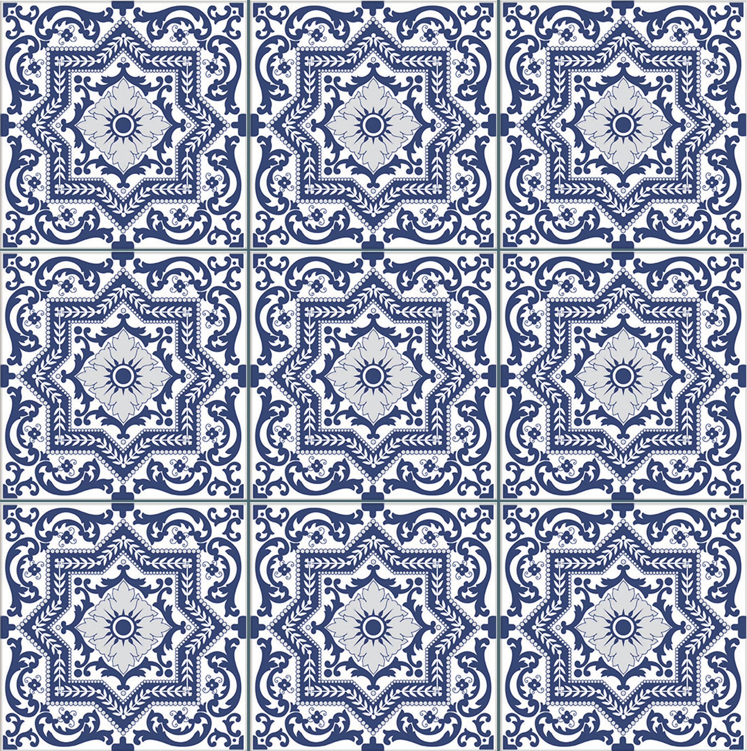 Cordova 6″ x 6″ (Ancient Series) Porcelain Pool Tile