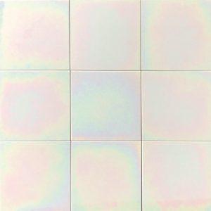 Blanco 6″ x 6″ (Dream Series) Porcelain Pool Tile