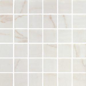 Venato Bone 2″ x 2″ (Onix Ecostone Series) Glass Pool Tile