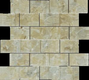Anemone 2″ x 3″ (Flower Glass Series) Glass Pool Tile
