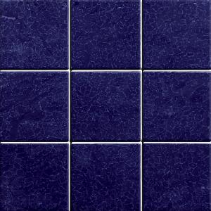 Cobalt 6″ x 6″ (Fusion Series) Porcelain Pool Tile
