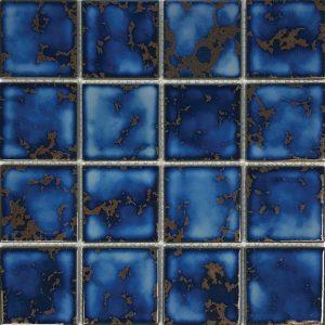 Terra Blue 3″ x 3″ (Harmony Series) Porcelain Pool Tile
