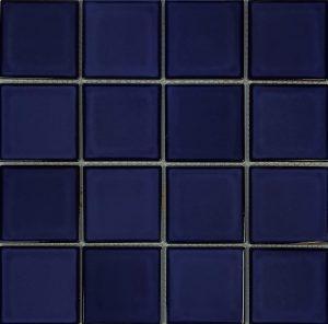 Cobalt Blue 3″ x 3″ (Harmony Series) Porcelain Pool Tile