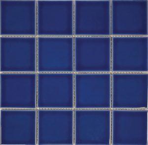 Royal Blue 3″ x 3″ (Harmony Series) Porcelain Pool Tile