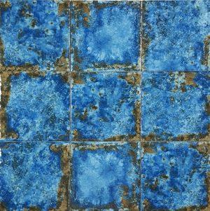Murano 6″ x 6″ (Lagoon Series) Porcelain Pool Tile