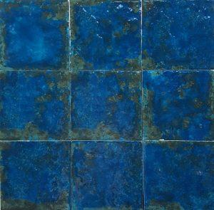 Torcello 6″ x 6″ (Lagoon Series) Porcelain Pool Tile