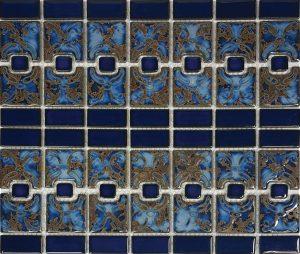 Terra Mosaic (Luciana Series) Porcelain Pool Tile