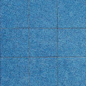 Aqua 6″ x 6″ (Mystic II Series) Porcelain Pool Tile