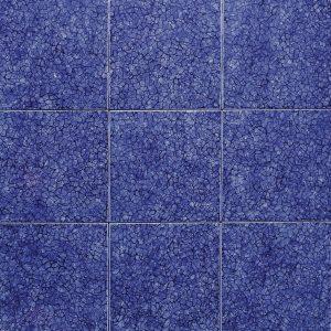 Blue 6″ x 6″ (Mystic II Series) Porcelain Pool Tile