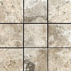 Gray 6″ x 6″ (Pietra Roma Series) Porcelain Pool Tile