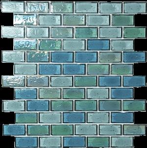 Pier 1″ x 2″ (Superior Series) Glass Pool Tile