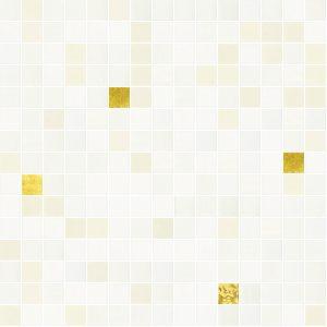 Creamy 3/4″ x 3/4″ (Gold Series) Glass Pool Tile