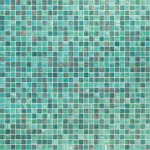 Diopside 3/8″ x 3/8″ (Mixed Series) Glass Pool Tile